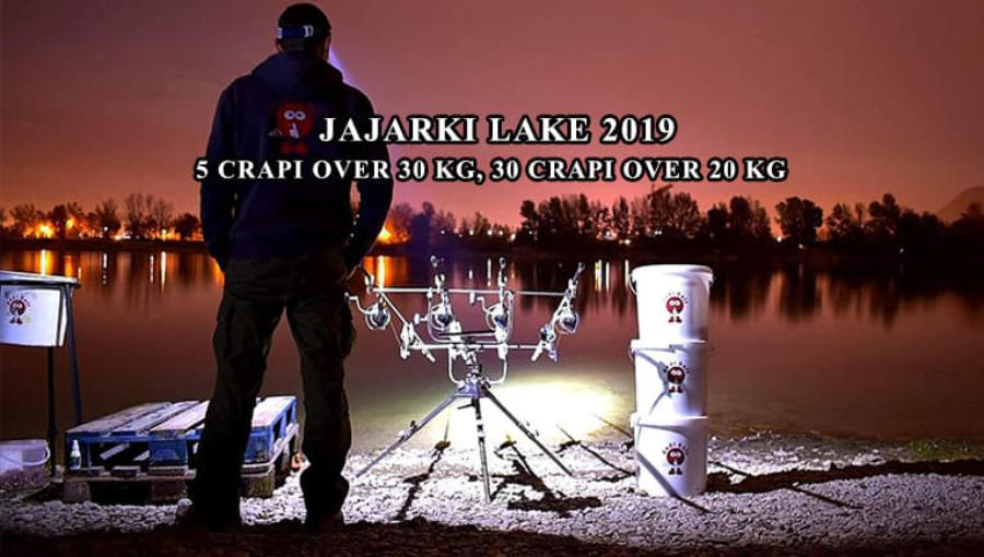 Jajarki Lake 2019