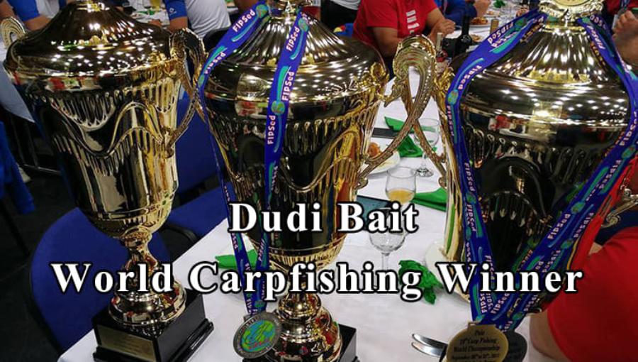 Word Carpfishing Winner