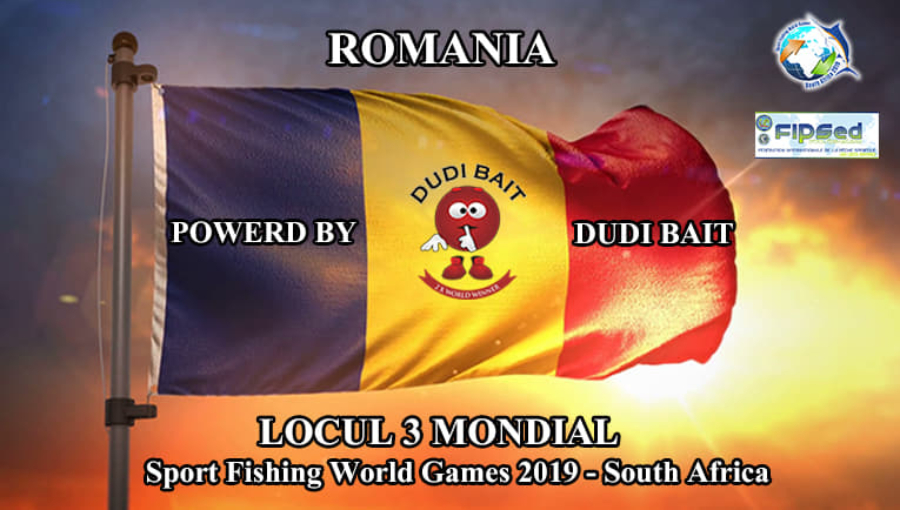 Locul 3 Mondial South Africa